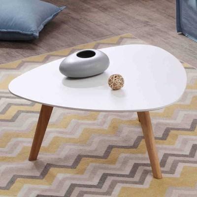 거실 탁상용 에그 테이블(원룸식탁)_(243217)