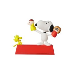 UDF Puppet Show Snoopy & Woodstock (PEANUTS Series 11)