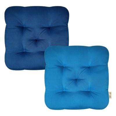 10000 컬러사각방석(SP)-블루/네이비