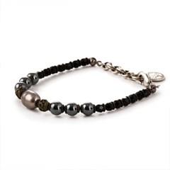 SVB - #233 Ugly Pearl Gemstone Bracelet