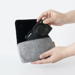 카메라 파우치 가방 케이스 리코GR/소니RX100/zv1/캐논G7x