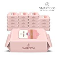 [스마트에코] 아기물티슈 안단테 20매X20팩 휴대리필형