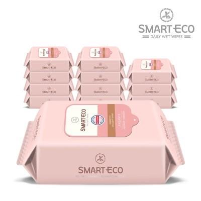 [스마트에코] 아기물티슈 안단테 20매X12팩 휴대리필형