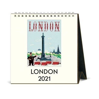 2021년 데스크캘린더 London