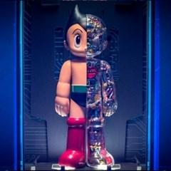 도쿄토이즈 Tokyo Toys Dissectsd 아톰 23cm