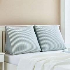 마린 침대 삼각 등받이쿠션 중형
