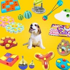강아지장난감 지능개발 노즈워크 애견장난감 먹이놀이 분리불안해소