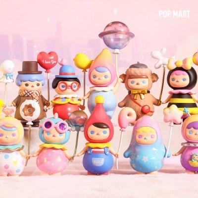[팝마트코리아 정품 판매처] 푸키-벌룬베이비 시리즈_박스
