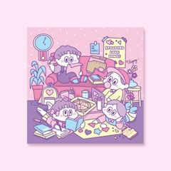[LEEGONG] 엽서 - ROOM4