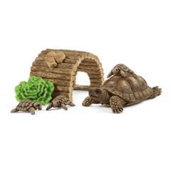 [슐라이히] 거북이와 집 세트