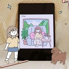 하비풀 김모밀의 일상뽀짝 갤럭시탭 디지털 드로잉 클래스