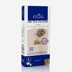 피넘 100 Tea 필터 L - 브라운_(1602366)