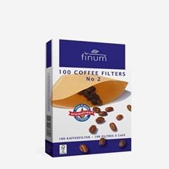 피넘 100 커피필터 여과지 #2_(1602364)