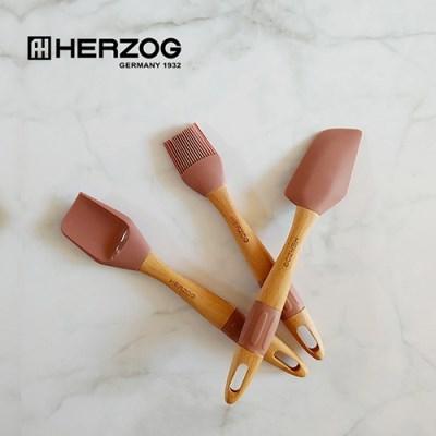 헤르조그 실리콘 베이킹 툴스 3종세트 MCHZ-EM012