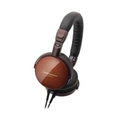 공식수입원 ATH-ESW990H 하이레졸루션 원목 하우징 온이어 헤드폰
