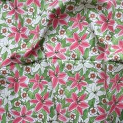 [Fabric] 릴리 플라워  패턴 코튼