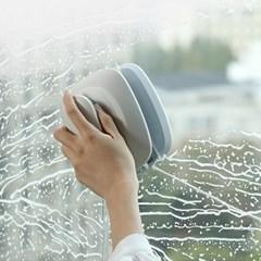 손잡이형 양면 자석 창문닦이_(246963)