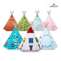 루카 유아 어린이 인디언 텐트 14종 모음 (LED SET)_(1103418)