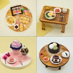 미니어처 음식 만들기 DIY 풀키트 미니셰프 컬렉션 세트 C