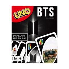 [코리아보드게임즈] BTS Uno 방탄소년단 우노