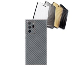 갤럭시노트20 휴대폰 카본스킨 보호필름(시크그레이)