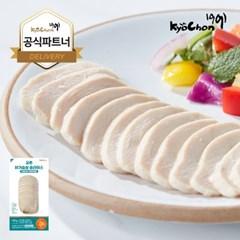 [교촌] 프레시업 슬라이스 닭가슴살 오리지널 100g