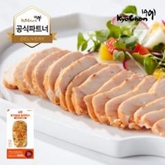 [교촌] 프레시업 슬라이스 닭가슴살 케이준 100g
