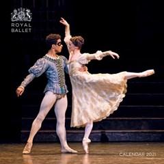 2021년 캘린더(FT) The Royal Ballet