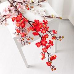 유니크매화가지 90cm 조화 꽃 인테리어 장식 FAIAFT_(1864714)