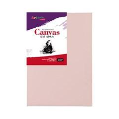 [아트메이트] 컬러 캔버스 F형 2호/2618cm/핑크_(12689487)