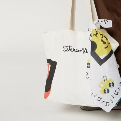 [FW20 SV X Sandomi Studio] Hucle Tote Bag(Ivory)_(794263)