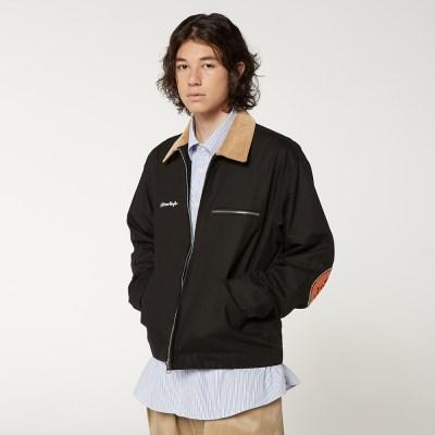 [FW20 SV X Sandomi Studio] Hucle Work Jacket(Black)_(794250)
