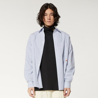 [FW20 SV X Sandomi Studio] Bowow Shirts(Sky Blue)_(794252)