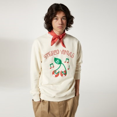 [FW20 SV X Sandomi Studio] Dj greend Sweatshirts(Ivo_(794264)