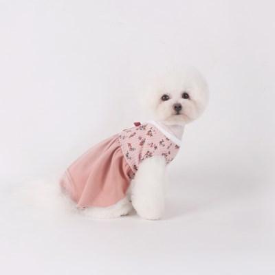 [O.와플플라워 한복원피스]Waffleflower Hanbok OPC_Pink