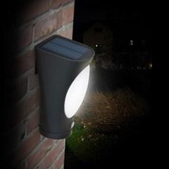 NGU-ML03 솔라 태양광 야외 정원 벽부등 겸 손전등
