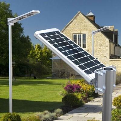 NGU-SL16 솔라 태양광 센서가로등 / 정원 가로등