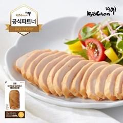 [교촌] 프레시업 슬라이스 닭가슴살 훈제 100g 1+1