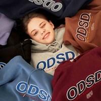 [스티커팩 증정] 오드스튜디오 ODSD 로고 후드 티셔츠 - 7COLOR