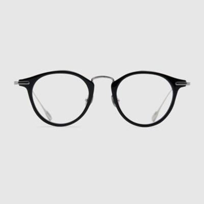 EDDA silver-black 안경 청광차단 남자 티타늄 여자_(2397734)