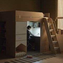 하우스 애견집 1인실 가정용 독서실책상 풀세트_(12108128)