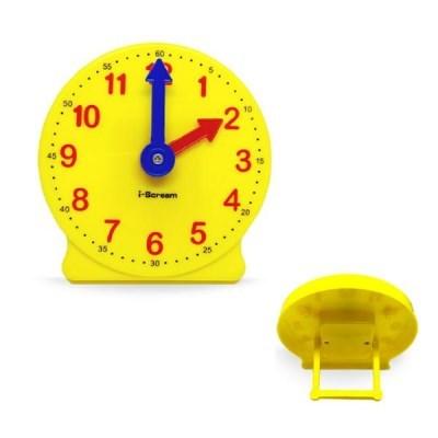 모형시계(어린이 교육용 시계/시간학습/두뇌발달/집중력