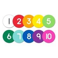 양수쌤이 추천하는 숫자 원마커 (10개 1세트/30cm 빅사