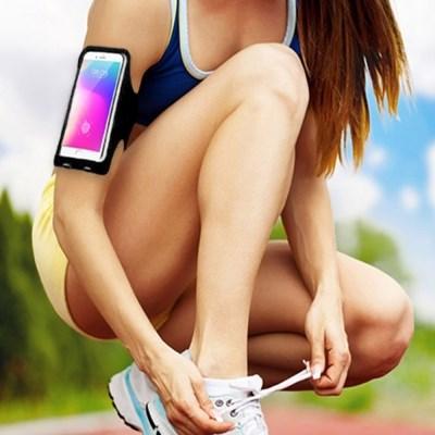 핸드폰 휴대폰 스마트폰 암밴드 스포츠 라이크라 포어 암벨트