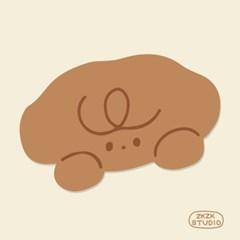 [자꾸자꾸] 강아지 푸푸 마우스패드