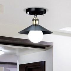 테라 1등 LED 직부 현관등