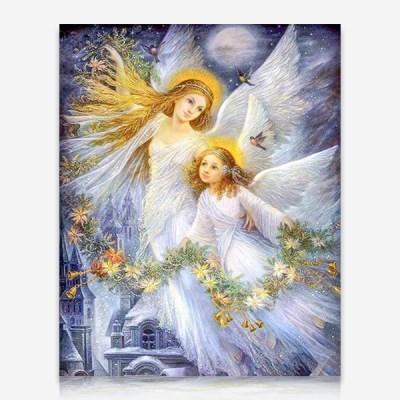 두 천사 DIY 보석십자수 십자수 비즈세트_(2462532)