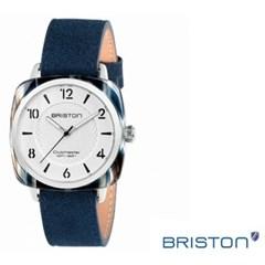 BRISTON 브리스톤 856S2LV 남성시계 가죽밴드 손목시계