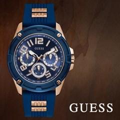 GUESS 게스 GW0051G3 남성시계 우레탄밴드 손목시계