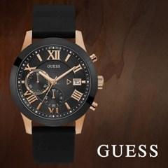 GUESS 게스 W1055G3 남성시계 우레탄밴드 손목시계
